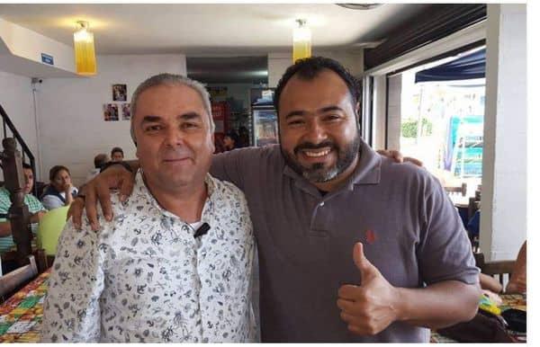 Risa Loca –  Óscar Monsalve