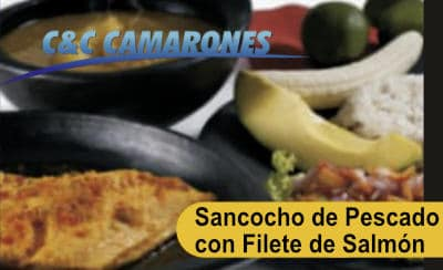 Sancocho Salmon Pescado